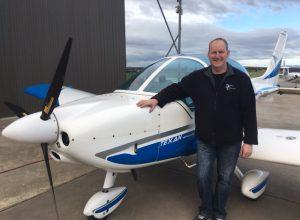 Byron Banbury – Pilot Certificate