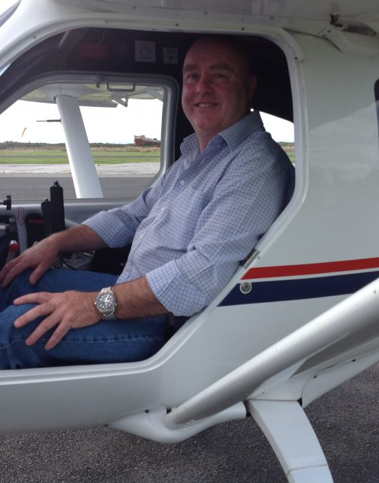 First Solo – Damian Worsnop