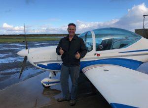 New Pilot – Glenn Scoble