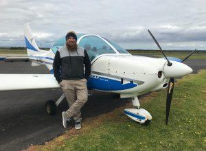 Brad Rundle – New Pilot