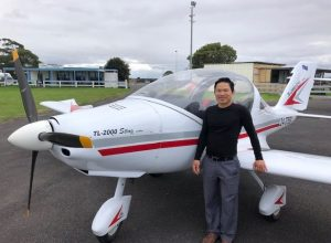 First Solo – Tuan Tran