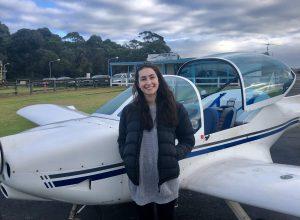 Sasha Di Sipio – New Pilot