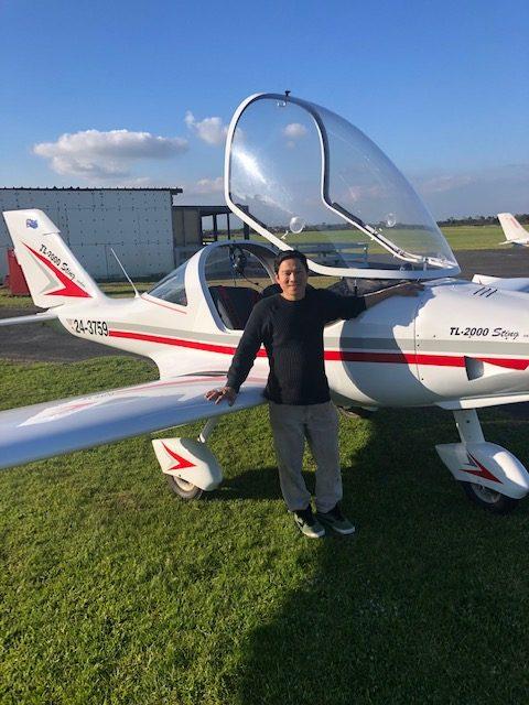 Tuan Tran – New Pilot